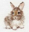 アリサ ALISA クロスステッチ 刺繍キット ウサギ クロスステッチキット クロスステッチ ししゅう 刺繍