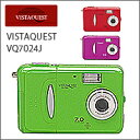 VISTAQUEST(ビスタクエスト)VQ7024J トイカメラ(トイデジ)【smtb-s】【yukata_dw】