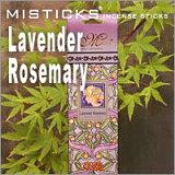 MISTICKS ミスティックス Lavender Rosemary(ラベンダーローズマリー)スティックインセンス(お香)