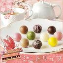 トリュフ チョコレート スイーツ プレゼント ホワイト