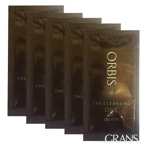 【ORBIS】 オルビス ザ クレンジング ワン お試し5回分 [ザクレンジングワン][トラベルサイズ]
