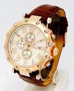 [あす楽][正規品] サルバトーレ・マーラ 腕時計10周年記念モデル 【GD-SM1010-PGWH】[SalvatoreMarra][サルバトーレマーラ][メ...