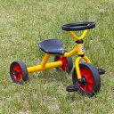 ボーネルンド ウインザー ペリカンデザイン三輪車 丸ハンドル 黄色 乗用玩具 1歳誕生日 【02P05Nov16】