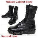 【新商品送料無料】Army Military Combat Boots レザー 牛革,ミリタリーブー
