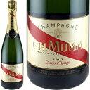 F1レースの公式シャンパンはこのG.H.マム