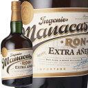 ラム酒 マナカス エキストラ アネホ 38% 700ml サンチェス ロマテ スペイン
