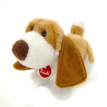 【トゥルディ トゥルディーノ ぬいぐるみ バセットハウンド】trudi ドッグ 犬 dog イタリアブランド 誕生日プレゼント 女の子■あす楽