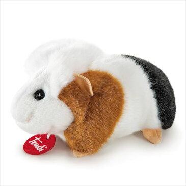 【トゥルディ トゥルディーノ ぬいぐるみ ギニアピッグ】trudi イタリアブランド マウス モルモット 誕生日プレゼント ギフト■あす楽