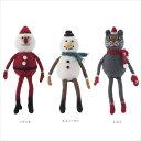 フェルト モココ マークス MARK'S クリスマス X'mas グッズ インテリア おもちゃ マスコット 雑貨の写真