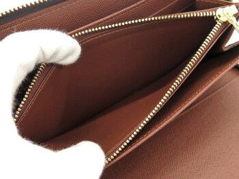 ルイヴィトン長財布モノグラムジッピーオーガナイザーM60002LOUISVUITTONヴィトン財布マルチケース
