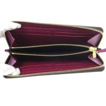 ルイヴィトン長財布モノグラムポルトフォイユ・クレマンスM60742LOUISVUITTONヴィトン財布