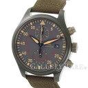 IWC パイロットウォッチ クロノグラフ トップガン・ミラマー IW389002 腕時計【安心保証】【中古】