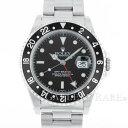 ロレックス GMTマスター 黒ベゼル A番 16700 ROLEX