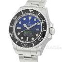 ロレックス シードゥエラー ディープシー Dブルー ランダムシリアル ルーレット 116660 ROLEX 腕時計 ウォッチ D-BLUE ダイバー