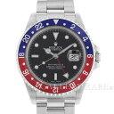 ロレックス GMTマスター2 デイト K番 16710 RO...