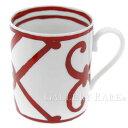 エルメスカップマグNo.2300mlガダルキヴィールbalconduguadalquivirマグカップシングルHERMESギフトポーセリン