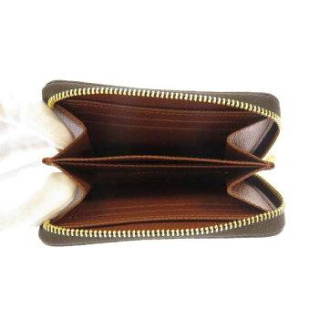 ルイヴィトンコインケースモノグラムジッピーコインパースM60067LOUISVUITTONヴィトン小銭入れ