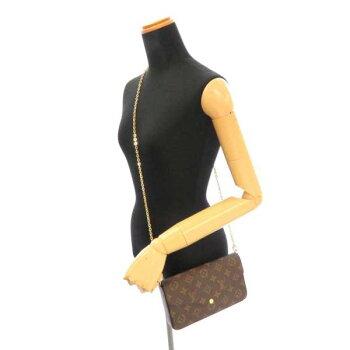 ルイヴィトンチェーンウォレットモノグラムフェリーチェM61276LOUISVUITTON財布バッグクラッチバッグショルダーバッグ