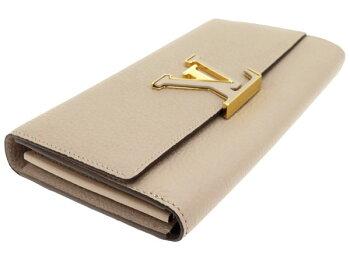 ルイヴィトン長財布ポルトフォイユ・カプシーヌM61249LOUISVUITTONヴィトン財布