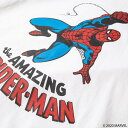 BOUNTY HUNTER (バウンティーハンター)BxH SPIDER-MAN Tee スパイダーマンTシャツ BOUNTY HUNTER2020春/200217