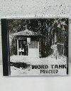 메일편 대응/CD【WORDTANK】Proceed1222PUP5F M