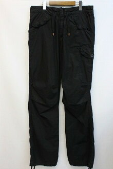 30 ever (Eve) cargo pant BLACK CARGO PANTS