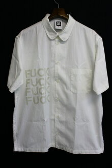 SWAGGER (swagger) FUCK WORK SHIRTS XL short sleeve work shirt
