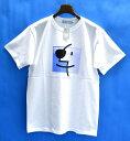 【新品】 THE BLACK EYE PATCH (ザ ブラック アイ パッチ) Finder Tee S/S 半袖ファインダプリントTシャツ T-SHIRTS WHITE L TCF限定 THE CONTEMPORARY FIX
