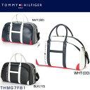 トミー ヒルフィガー ゴルフ THE FACE ボストンバッグ THMG7FB1