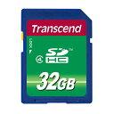 トランセンド(Transcend) 32GB SDHCカード CLASS4 「TS32GSDHC4」