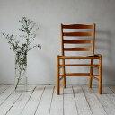 【デンマーク】【北欧ビンテージ家具】ダイニングチェア 椅子 チェア 木製 ビーチ 天然木 北欧家具 ビンテージ おしゃれ 教会 デザイナー コーア クリント チャーチチェア Kaare Klint Church D-811D229F
