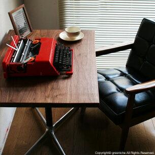 グリニッチオリジナルテーブル ウォルナット シンプル スタイリッシュ カフェテーブル・ダイニングテーブル・リビ