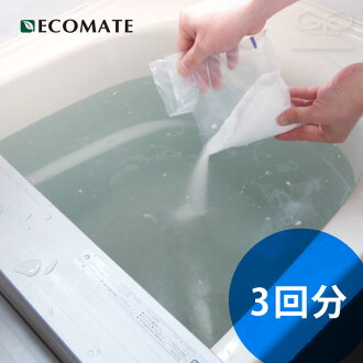 エコメイト bath boiler cleaner (3 min) (ECOMATE / bath boiler cleaning / bath boiler cleaning bath boiler cleaning / bath / bath SOAP / bathroom cleaner eco-detergent / water)