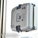 窓拭きロボット WINDORO(ウィンドロ ガラスの厚さ5〜15mm対応/窓ふき/窓掃除/自走式/自動お掃除ロボット/ロボット掃除機/コードレス/充電式/年末大掃除/両面/4935137901226)