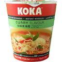 菜食 カップ麺(カレー味) KOKA 70g No MSG ...