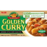 是海外出口用素食主义者配置。因为更加业务用以大容量1kg这个价格【朝日新闻刊载店铺】畅销着!SB黄金咖喱1kg 出口用 Golden Curry st jn【2sp12101[売れてるんです!SBゴールデンカレー 1kg 輸出用 Golden Curry st
