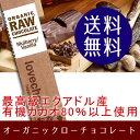 【送料無料】オーガニック ローチョコレート マルベリー/バニラ 40g st jn pns