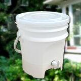 液体肥料和谣言的堆肥桶,可!只有垃圾处理桶(11L)[液肥&堆肥が作れる噂のバケツ!生ごみ処理専用バケツ(11L)]