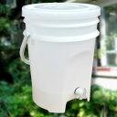 液肥&堆肥が作れる噂のバケツ!生ごみ処理専用バケツ15L(標準)