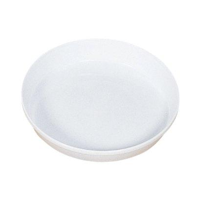 浅皿 3号 ホワイト リッチェル φ10.8×2(cm)