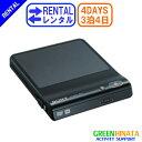 【レンタル】 【3泊4日P1】 ソニー DVDライター レコーダー SONY VRD-P1 DVDレコーダー