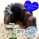 バレンタイン チョコ『ガトーショコラ』青【★】お菓子 職場 ...