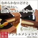 【送料無料 チョコレートケーキ 誕生日】アントルメショコラ≪...