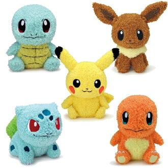 出售 ★ 寵物小精靈這毛絨填充玩具 / 寵物小精靈 / 關口 /Pokemon 轉