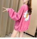 ショッピングベビー 大きいサイズ 韓国 レディース ファッション パーカー LL 4L(T)