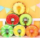 ショッピング抱き枕 可愛いおもちゃ 果物 抱き枕 車用品 贈り物に最適 マクラ 6種類(T)
