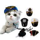 ショッピング年賀状 年賀状用のお写真に 帽子 ペット雑貨 可愛い ペット用品 ネコ雑貨(T)