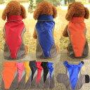ショッピングレインコート 小型犬 中型犬 犬服 猫服 ペット服 ペット用品 レインコート(T)