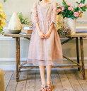 ヴィンテージ 刺繍 ドレス チェック柄 オフショルダー 小さい鮮な スカート(T)