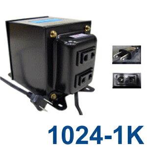 GPTGK1024-1K アップトランス 日本製 AC100V⇒昇圧⇒220-240V(容量1000W)(to6a015)